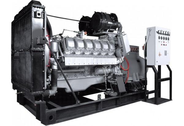 Дизельная генераторная  установка ДГУ-300 ЯМЗ-240НМ2, 300 кВт