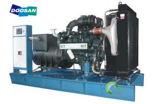Дизельный генератор АД-400 Doosan DP158LD, 400  кВт