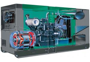 Принцип работы и устройство дизельного генератора