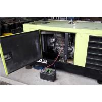Как происходит зарядка аккумуляторной батареи дизельного генератора?