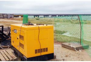 Выбираем дизельный генератор для строительной площадки
