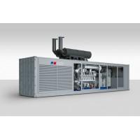 Отвод выхлопных газов при работе дизельного генератора