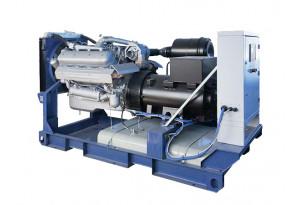 ДГУ-100, дизельная генераторная установка, ЯМЗ 238М2, 100 кВт