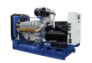 Дизельный генератор АД-340 ЯМЗ-8503.10, 340 кВт