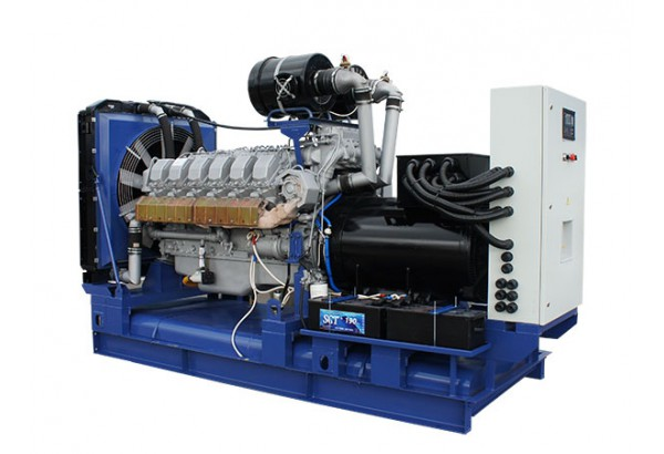 Дизельный генератор АД-360 ЯМЗ-8503.10-01