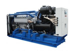 Дизельный генератор АД-315 ЯМЗ-240НМ2, 315 кВт