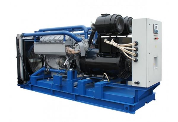Дизельный генератор АД-320 ЯМЗ-240НМ2, 320 кВт