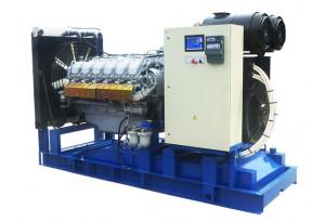 Дизельный генератор АД-400 ЯМЗ-8503.10-01, 400 кВт