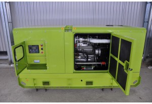 Дизель-генераторы для работы АЗС
