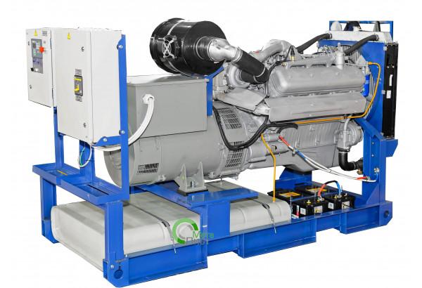 Дизельная генераторная установка ДГУ-160 ЯМЗ 238ДИ, 160 кВт