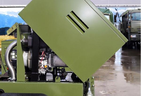 В чем плюсы покупки военного дизельного генератора?