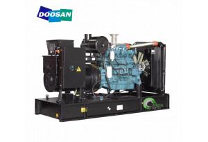 Дизельный генератор АД-240 Doosan P126TI-II, 240 кВт