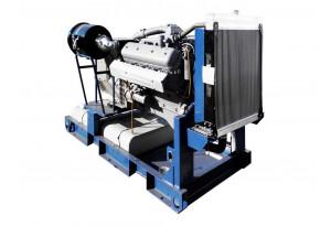 Дизельный генератор АД-200 ЯМЗ 7514.10, 200 кВт