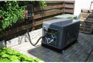 Как выбрать дизельный генератор для дома?