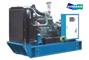 Дизельный генератор АД-160 DOOSAN P086TI, 160 кВт