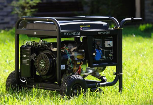 Какой генератор лучше: бензиновый или дизельный?