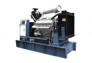 Дизельный генератор АД-240 ЯМЗ 7514.10, 240 кВт