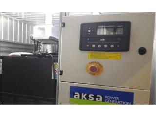 Отгружена Заказчику ДГУ AKSA AD825 номинальной мощностью 600 кВт г. Екатеринбург.