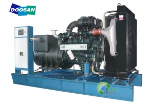 Дизельный генератор АД-360 DOOSAN P158LC, 360  кВт
