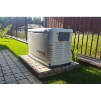 Как выбрать газовый генератор для частного дома?