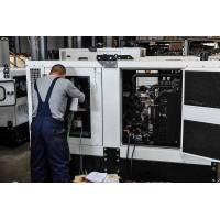 Ежедневное техобслуживание дизельного двигателя генератора