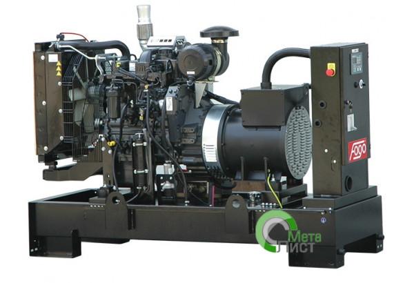 Дизельный генератор Fogo FDF 80 IS, 59 кВт, Iveco NEF45SM2