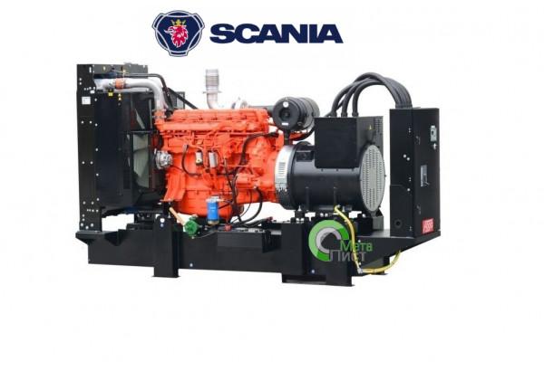 Дизельный генератор Fogo FDF 410 S, 328 кВт, Scania DС13 072A 02-12