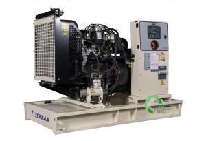Дизельный генератор Teksan TJ33PE5A, 24 кВт, Perkins 1103A-33G