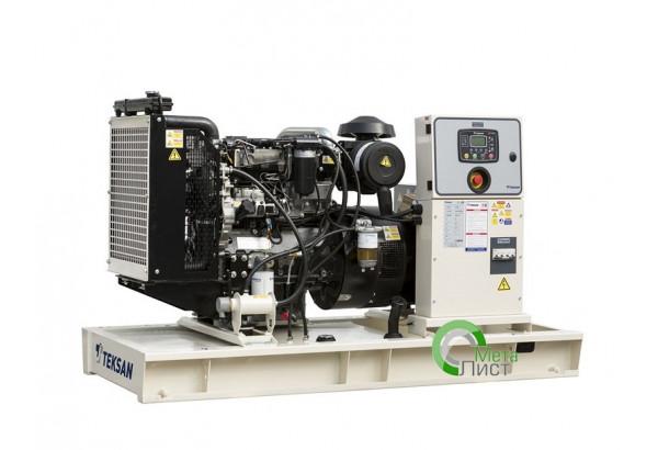 Дизельный генератор Teksan TJ82PE5A, 60 кВт, Perkins 1104A-44TG2
