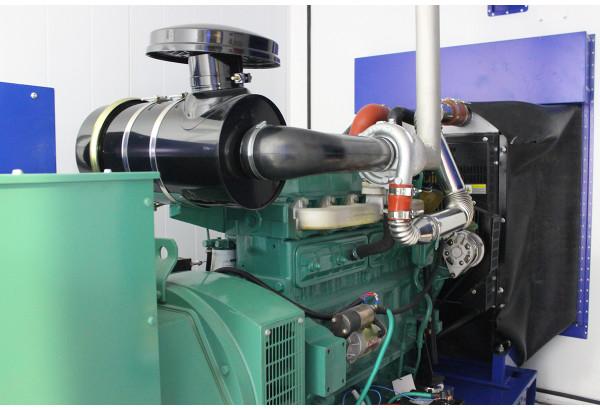 Основные условия для правильной работы дизельной электростанции
