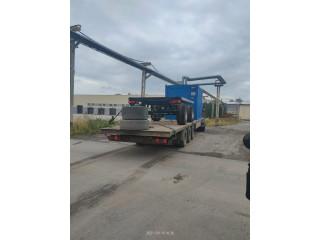Отгружена дизельная электростанция мощностью 120кВт в блок контейнере на шасси.