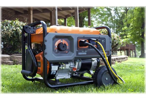 Как правильно посчитать мощность генератора?