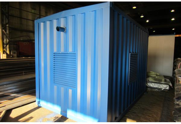 Блок контейнер БКС 5000-1 первая степень автоматизации