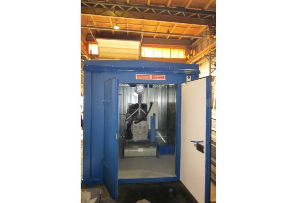 Блок контейнер БКС 3000-2 вторая степень автоматизации
