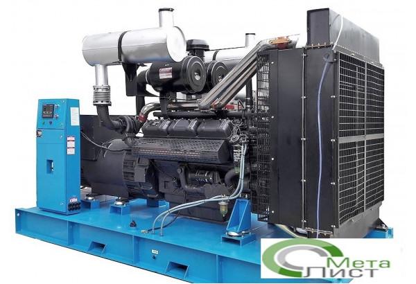 Дизельный генератор 450 кВт, АД-450 RICARDO R25G748D, 450 кВт