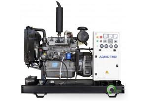 Дизельный генератор Ricardo 40  кВт, АД-40, 1-я степень автоматизации