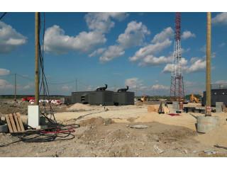 Закончено производство блок-контейнеров под дизельные электростанции мощностью 1,8МВт с двигателем Mitsubishi