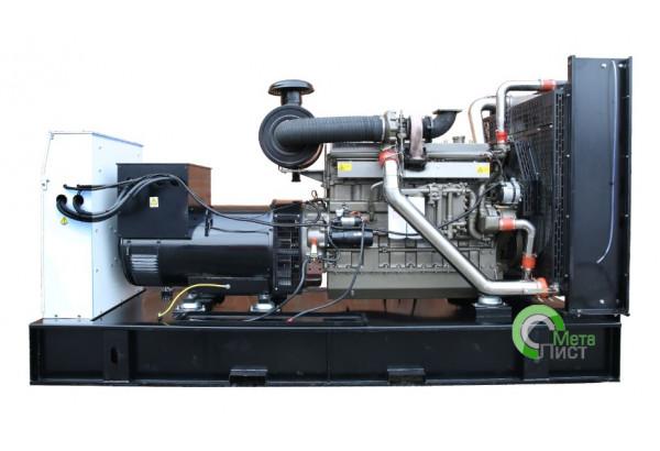 Дизельный генератор 320 кВт, АД-320 RICARDO SY258TAD38, 320 кВт