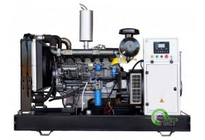 Дизельный генератор 200 кВт, АД200 Стандарт 1-я степень автоматизации (Weifang)