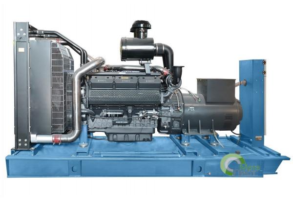 Дизельный генератор 360 кВт, АД-360 RICARDO SY258TAD41, 360 кВт