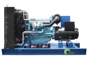 Дизельный генератор 500 кВт, АД-500 RICARDO  SY258TAD56, 500 кВт