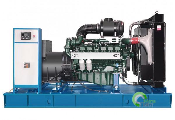 Дизельный генератор 600 кВт, АД-600 RICARDO R25G897D, 600 кВт