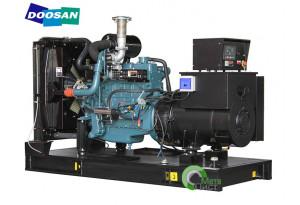 Дизельный генератор АД-250 Doosan P126TI-II, 250 кВт