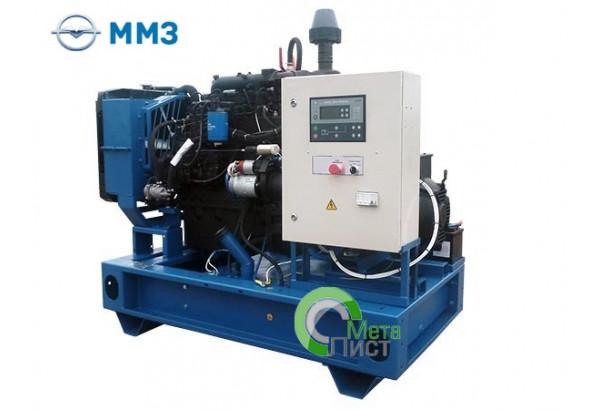 Дизельный генератор АД-12 ММЗ 246.1, 12  кВт