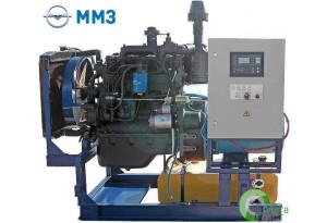 Дизельный генератор АД-30 ММЗ 246.1, 30  кВт