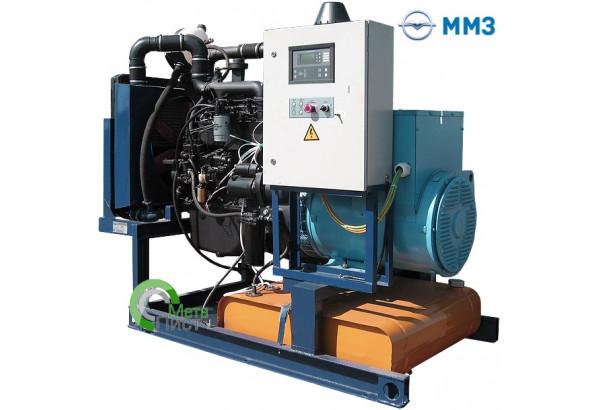 Дизельный генератор АД-50 ММЗ 246.4, 50  кВт