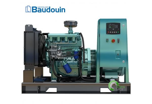 Дизельный генератор АД-50 Moteurs Baudouin 4M11G70