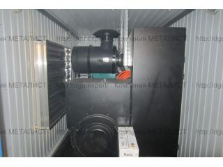 Отгружена Заказчику ДЭС мощностью  400кВт. по 2 степени автоматизации.