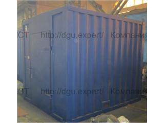 Отгружена Заказчику ДЭС контейнерного исполнения мощностью  12кВт. по 2 степени автоматизации.