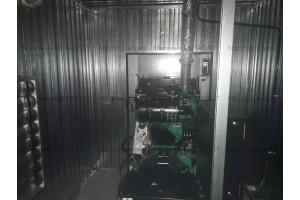 Отгружена Заказчику ДЭС ГЕЛИОС D43C мощностью  31кВт. по 2 степени автоматизации.